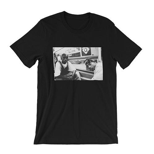 Mobb Deep Prodigy and Havoc Train T-Shirt