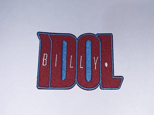 Billy Idol Patch