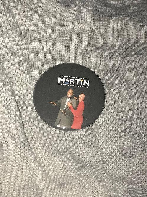 Martin Bottle Opener Keychain
