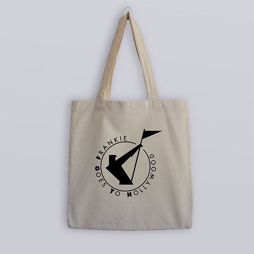 Frankie Goes To Hollywood Logo Tote Bag