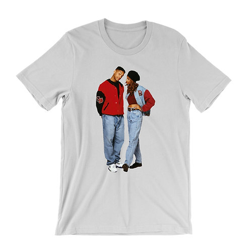 Will Smith aka The Fresh Prince Of Bel-Air T-Shirt