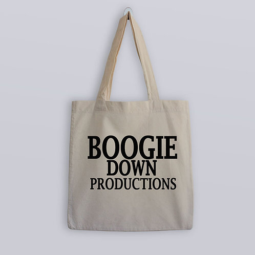 Boogie Down Productions (BDP) Tote Bag
