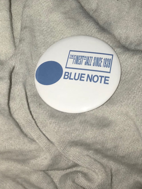 """Blue Note Records logo 2.25"""" Magnet"""