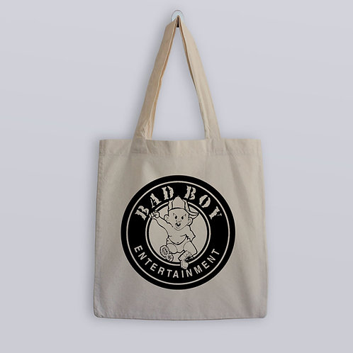 Bad Boy Records Logo Tote Bag