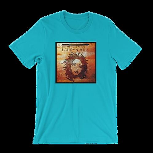 Lauryn Hill Miseducation LP Art t-shirt