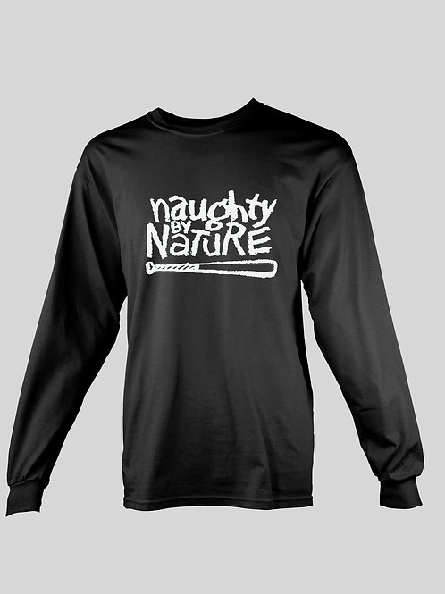 Naughty By Nature long Sleeve T-Shirt