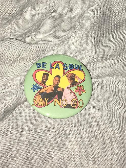 """De La Soul 2.25"""" Magnet"""