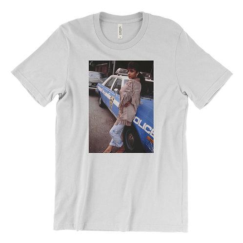Sade Police Car T-Shirt