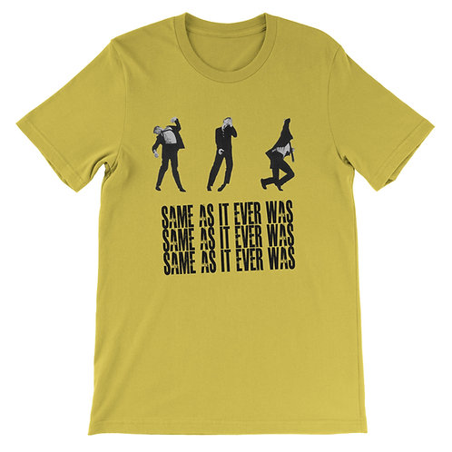Talking Heads Same As It Ever Was T-Shirt
