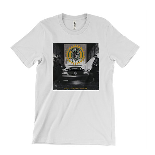 Pete Rock & CL Smooth LP cover T-Shirt