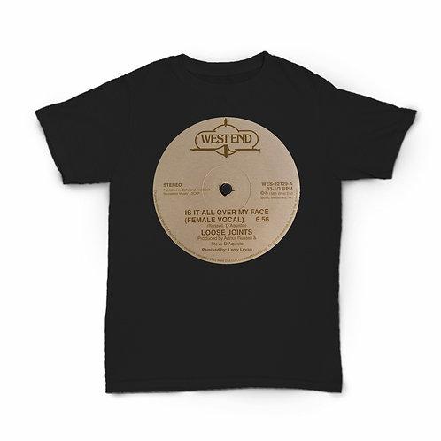 "Loose Joints vinyl 12"" record T-Shirt"