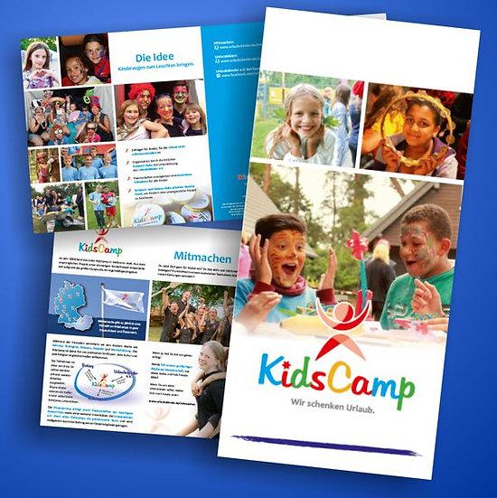 KidsCamp Flyer