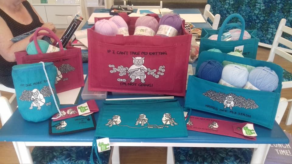 Vanessa Bee Knitting Accessories