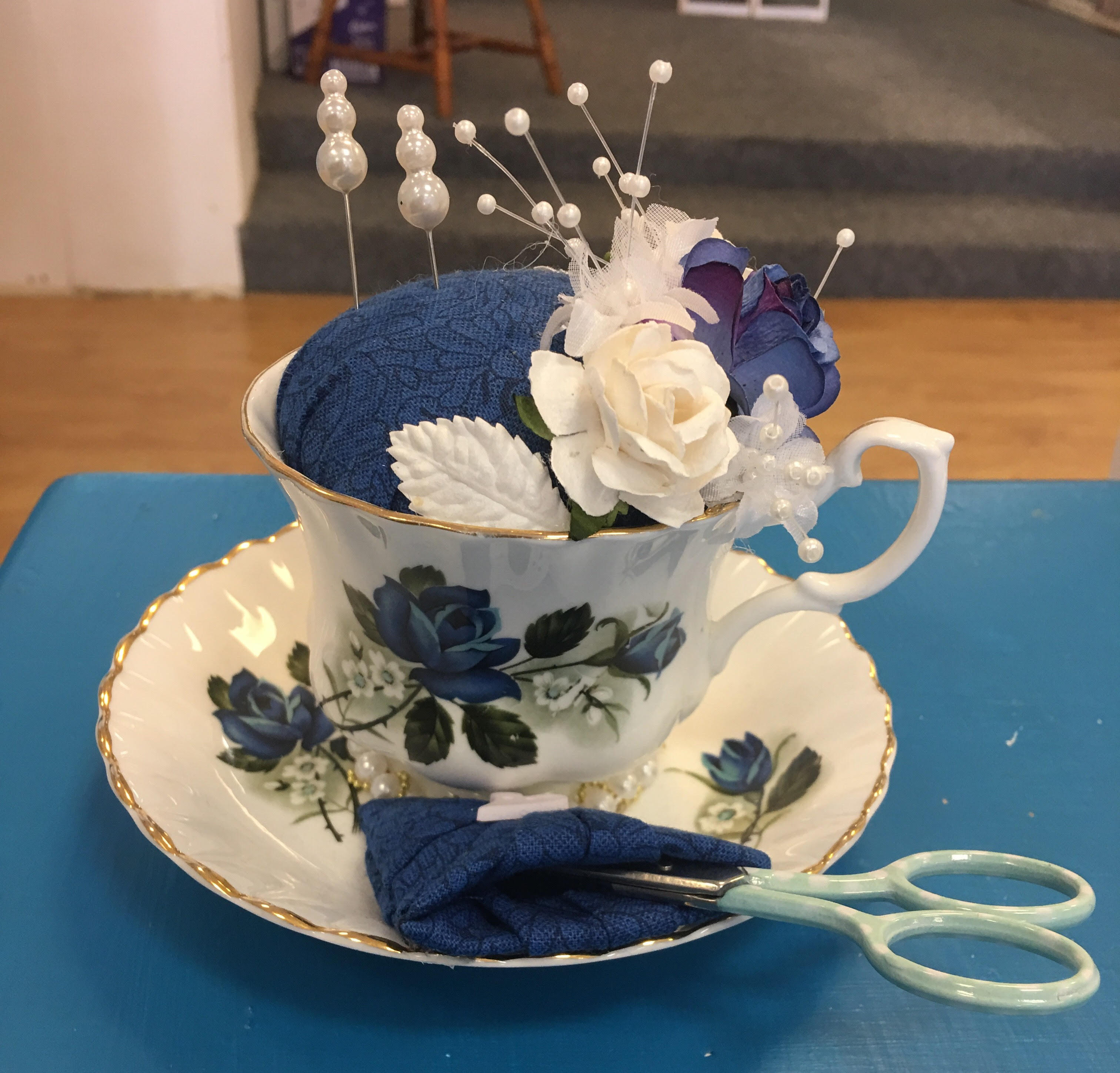 Tea Cup craft gift