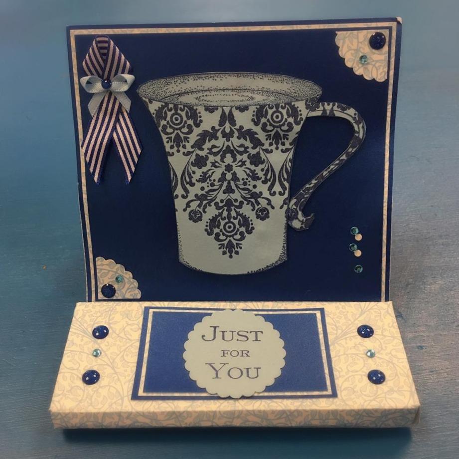 Tea cup Card