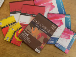 Selection of Sketch Books