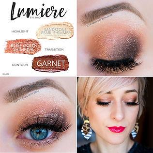 Lumiere ShadowSense eye look