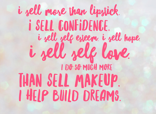 I am a Salesperson. Yes I am.