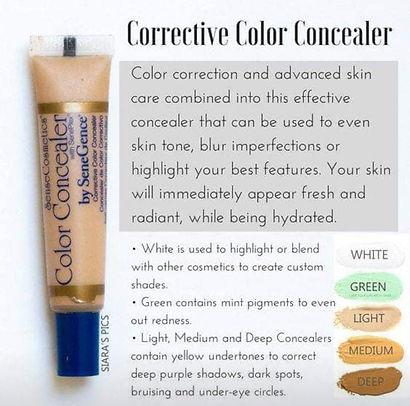 SeneGence Corrective Colour Concealers