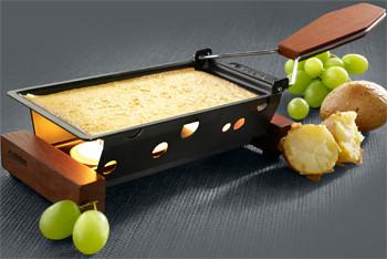raclette à bougies chauffe-plat