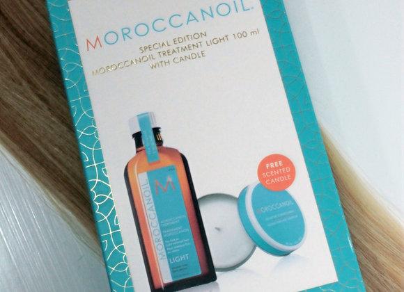 Moroccanoil ORIGINAL Light Oil Treatment 100ml