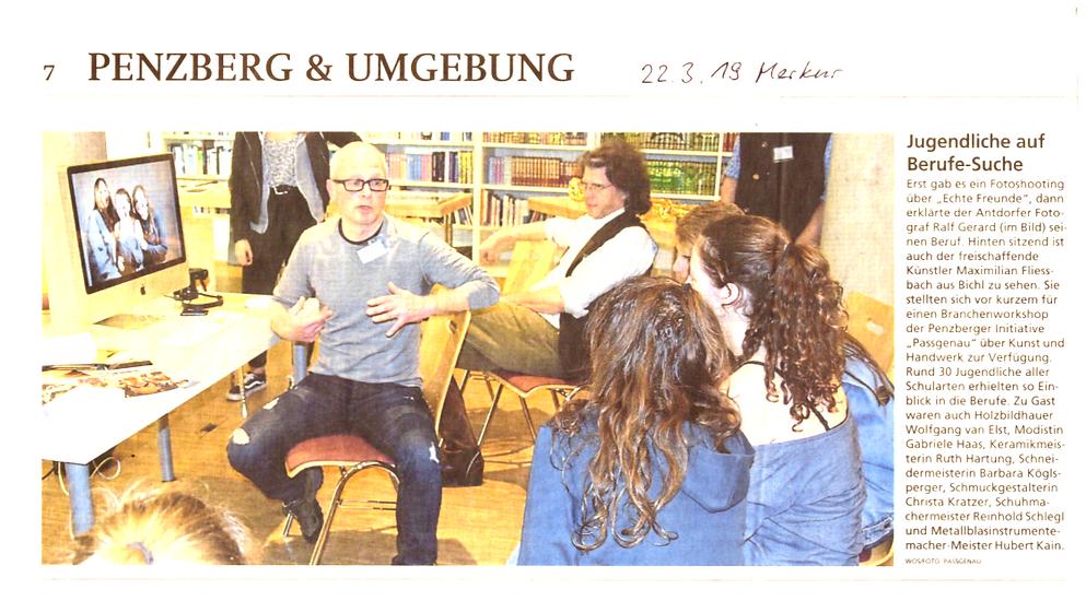 PG Branchenworkshop Kunst-Handwerk 22.3.