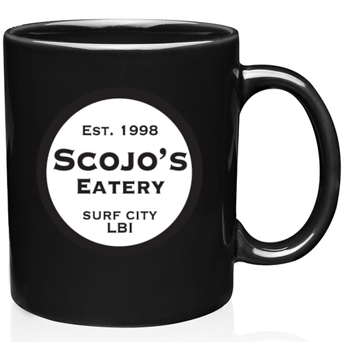 Scojo's Coffee Mug