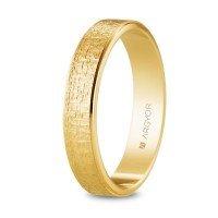 Alianza de oro 4 mm