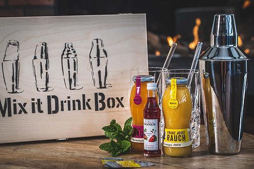 Die GASTROCHECKER Mix it Drink Box