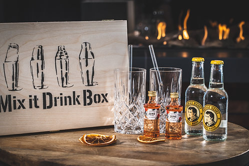 June Tonic Mix it Drink Box