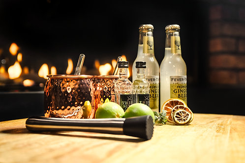 Moscow Mule Mix it Drink Box