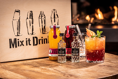 Real Passion Mix it Drink Box