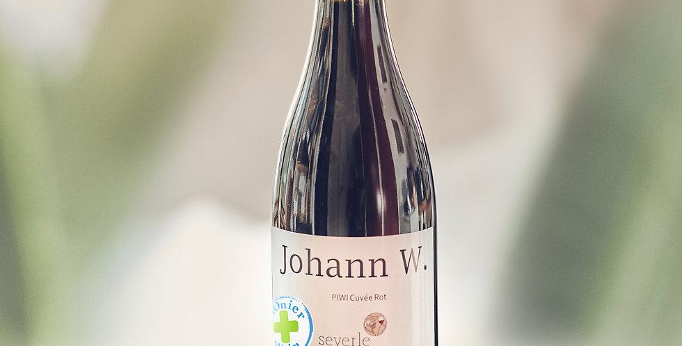 Johann W. 2019 BIO - PIWIN rot Cuvée - Seyerle Winemaker