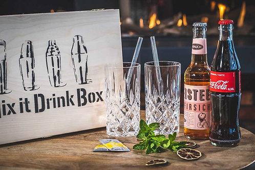 Long Island Ice Tea Mix it Drink Box