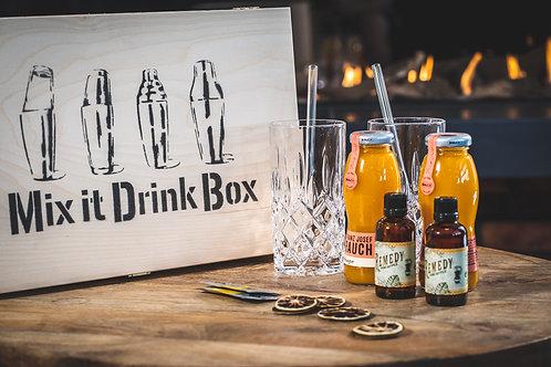 Tropical Remedy Mix it Drink Box