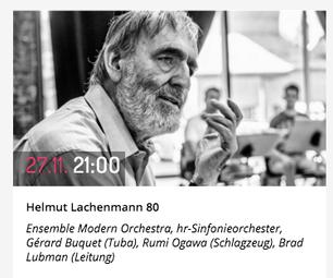 Helmut Lachenmann 80