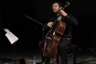 Cello Solo at Amici della Musica di Trapani