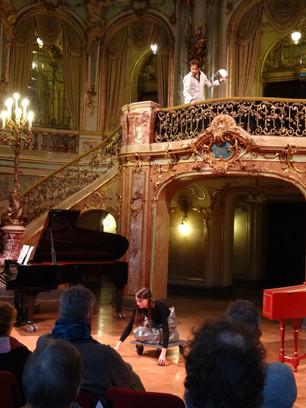 Mauricio Kagel: Repertoire aus Staatstheater!