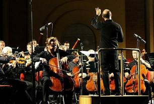 G. Petrassi - World Premiere for Cello and Orchestra!