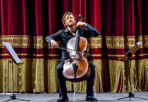 Sicilian Cello Solo Tour