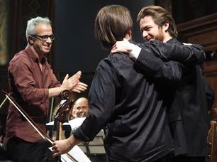 Boccherini with Giovanni Sollima, Amici della Musica di Perugia