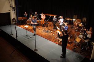 IEMA-Ensemble 15/16 zu Gast bei den Klangspuren Schwaz Tirol 2016