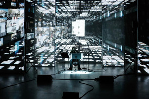 La Biennale di Venezia: Cello Solo - Live electronics - Live video