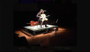 Cello Solo....Biennale di Venezia!