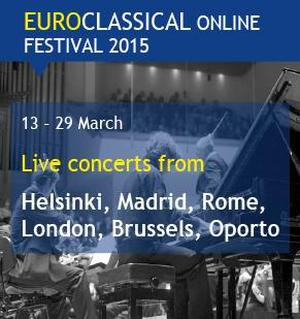 Euroclassical - Classical Planet  Live in Concert (2014 - 2015)