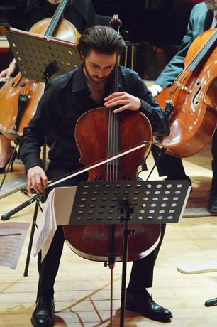 I. Fedele - Dioscuri. Soloist with OSA