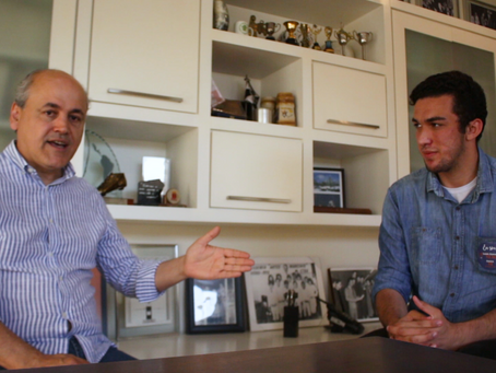 """Gustavo Fruet declara que Luan Azevedo está preparado para ser um vereador """"nota 10"""""""