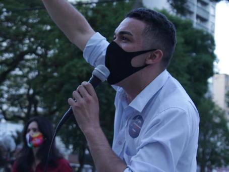 """""""Vamos derrotar todos nas urnas"""" afirma Luan Azevedo sobre vereadores que aprovaram o """"Pacotaço"""""""