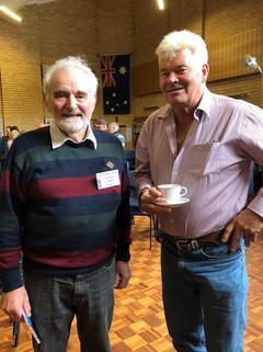 Don Grant talks with Geoff Mitchell.jpg
