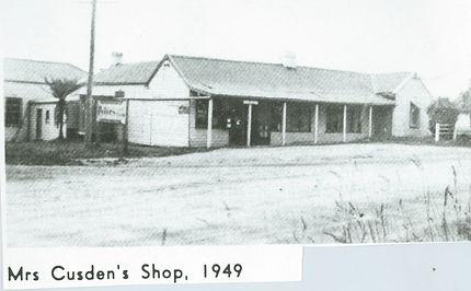 9. Shop & P.O. Drouin West 1949 Opposite